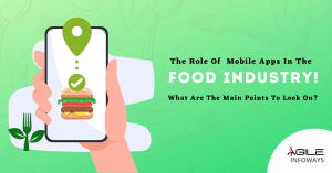 Mobile App For Food Industry
