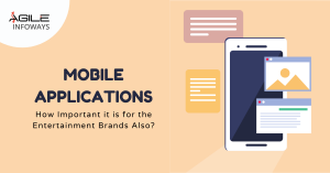mobile application brand