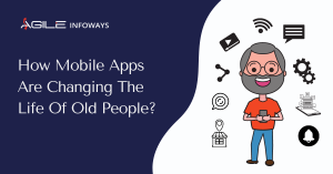 Mobile App for Old People