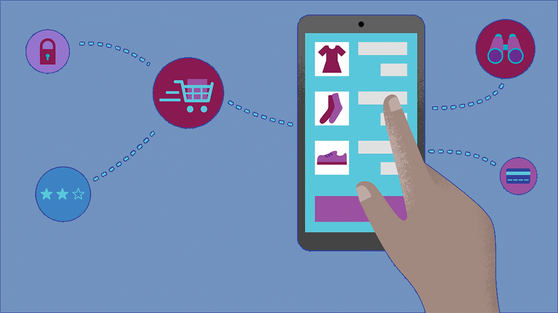 mobile apps for retail industries