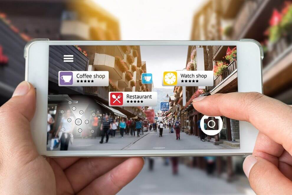 The scope of Augmented Reality in Traveling Industry