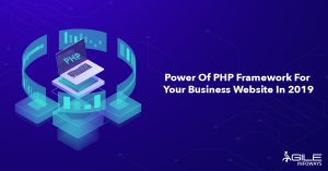 Top php website development framework