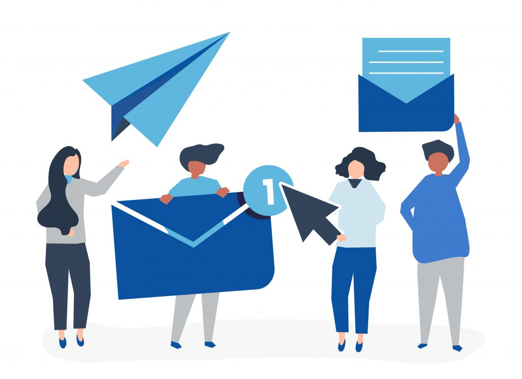 Email Marketing for mobile applications