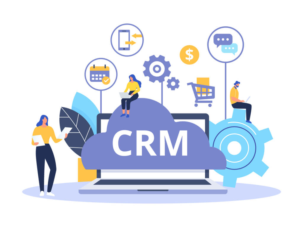 CRM System for Storing Leads & Contacts