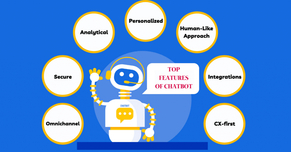 top features of a Good Chatbot